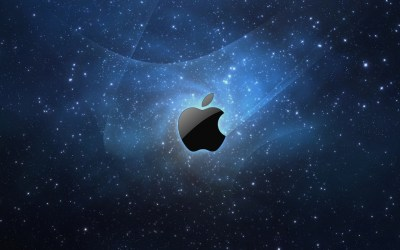 1280x800 Stars and Apple desktop PC and Mac wallpaper