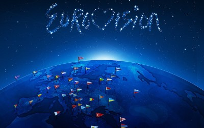 Eurovision flags wallpapers | Eurovision flags stock photos