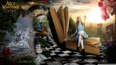 Alice in Wonderland 2016 4K HD Desktop Wallpaper for 4K ...