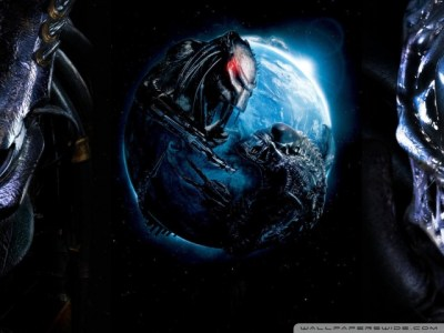 Alien vs Predator HD 4K HD Desktop Wallpaper for 4K Ultra HD TV • Wide & Ultra Widescreen ...