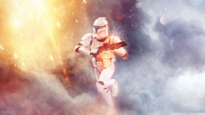 Battlefront 1 Phase 1 Clone Trooper 4K HD Desktop Wallpaper for 4K Ultra HD TV • Tablet ...