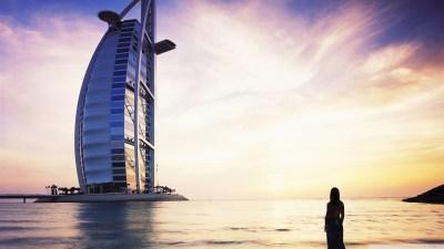 Burj Al Arab Dubai 4K HD Desktop Wallpaper for 4K Ultra HD TV • Wide & Ultra Widescreen Displays ...