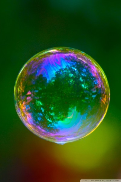 Colorful Bubble 4K HD Desktop Wallpaper for 4K Ultra HD TV • Wide & Ultra Widescreen Displays ...