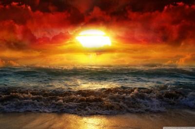 Did You See the Sunrise 4K HD Desktop Wallpaper for 4K Ultra HD TV • Wide & Ultra Widescreen ...