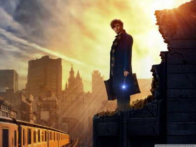 Fantastic Beasts and Where to Find Them 4K HD Desktop Wallpaper for • Wide & Ultra Widescreen ...