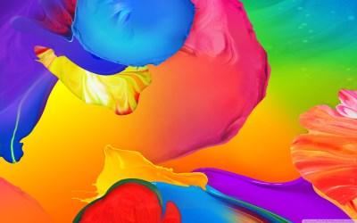 Galaxy S5 Paint 4K HD Desktop Wallpaper for 4K Ultra HD TV • Wide & Ultra Widescreen Displays ...