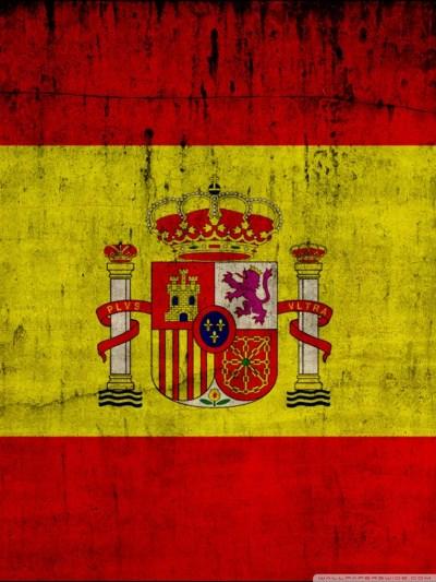 Grunge Flag Of Spain 4K HD Desktop Wallpaper for 4K Ultra HD TV • Dual Monitor Desktops • Tablet ...