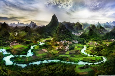 Guilin, China 4K HD Desktop Wallpaper for 4K Ultra HD TV • Wide & Ultra Widescreen Displays ...
