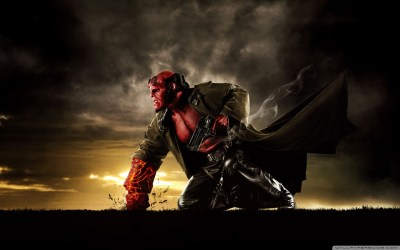 HellBoy 4K HD Desktop Wallpaper for • Wide & Ultra Widescreen Displays
