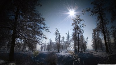 Magic Winter 4K HD Desktop Wallpaper for 4K Ultra HD TV • Dual Monitor Desktops • Tablet ...