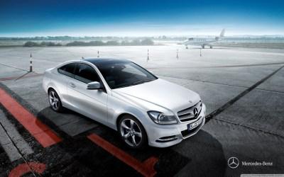 Mercedes-Benz C63 AMG Coupe 4K HD Desktop Wallpaper for 4K ...