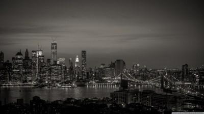 New York City Black and White 4K HD Desktop Wallpaper for 4K Ultra HD TV • Wide & Ultra ...