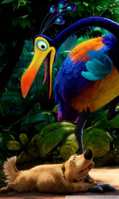 Pixars UP 4K HD Desktop Wallpaper for 4K Ultra HD TV • Wide & Ultra Widescreen Displays • Tablet ...