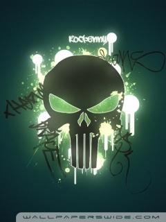 Punk iPhone 4K HD Desktop Wallpaper for