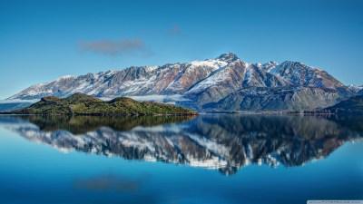 Spectacular Mountain Lake 4K HD Desktop Wallpaper for 4K Ultra HD TV • Dual Monitor Desktops ...