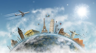 Travel the World 4K HD Desktop Wallpaper for 4K Ultra HD TV • Wide & Ultra Widescreen Displays ...