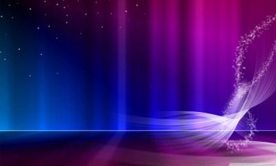 Vista Blue And Purple Aurora 4K HD Desktop Wallpaper for 4K Ultra HD TV • Wide & Ultra ...