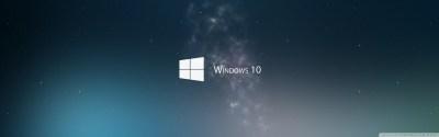 Windows 10 4K HD Desktop Wallpaper for • Wide & Ultra Widescreen Displays • Dual Monitor ...