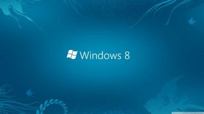 Windows 8 Blue 4K HD Desktop Wallpaper for 4K Ultra HD TV • Tablet • Smartphone • Mobile Devices