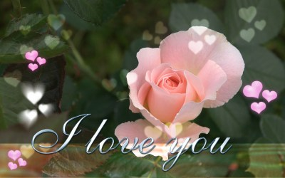 L Love You Wallpaper ·①