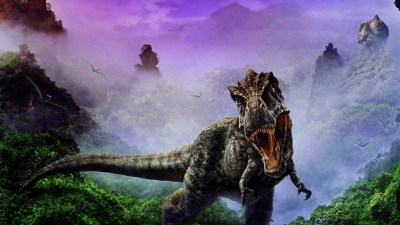 Dinosaur background ·① Download free full HD backgrounds for desktop computers and smartphones ...