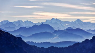 Mountains wallpaper ·① Download free beautiful HD backgrounds for desktop and mobile devices in ...