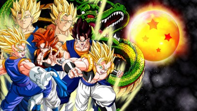 DBZ Backgrounds ·①