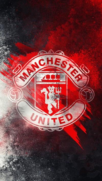 Manchester United Logo Wallpaper HD ·① WallpaperTag