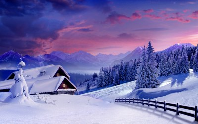 Winter wallpaper HD ·① Download free awesome full HD wallpapers for desktop and mobile devices ...