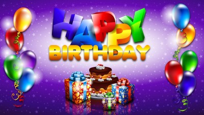 Happy Birthday wallpaper ·① Download free full HD wallpapers for desktop, mobile, laptop in any ...