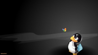 Cool Linux Wallpaper ·①