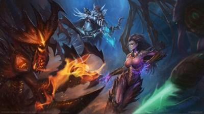 Heroes of the Storm wallpaper ·① Download free awesome High Resolution backgrounds for desktop ...