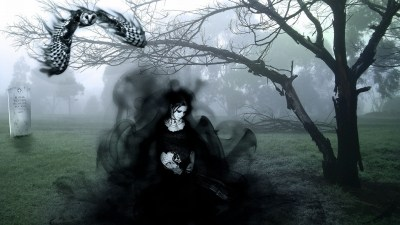 Cool Gothic Backgrounds ·①