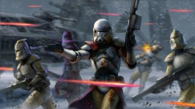 Star Wars Clone Wars Wallpaper ·①