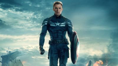 Captain America the Winter Soldier Wallpapers ·①