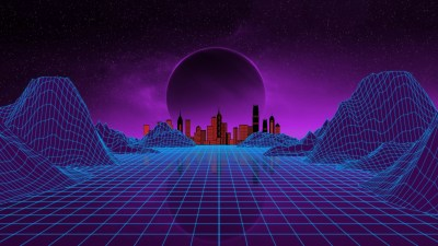 Synthwave wallpaper ·① Download free High Resolution wallpapers for desktop computers and ...