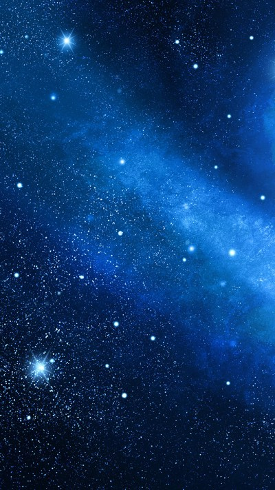 Blue Galaxy wallpaper ·① Download free amazing full HD ...