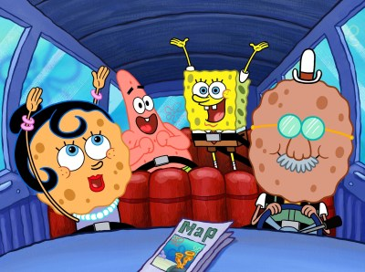 Spongebob Desktop Wallpaper ·①