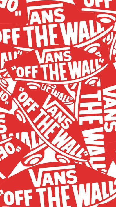 Vans Logo Wallpaper ·①