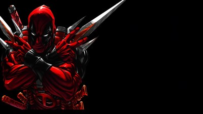 Deadpool Backgrounds ·①
