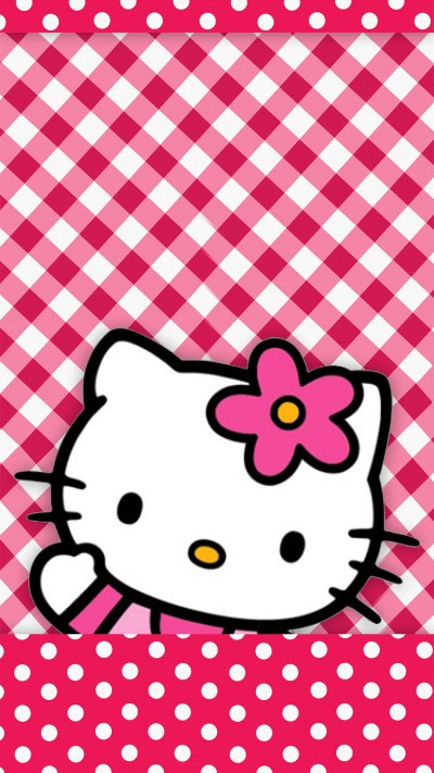 Hello Kitty Cute Image Background ·①