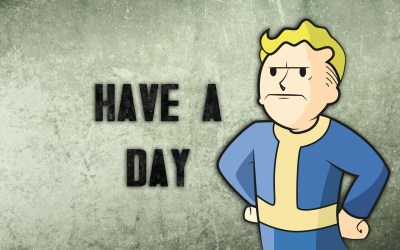 Fallout Vault Boy wallpaper ·① Download free amazing High Resolution backgrounds for desktop ...