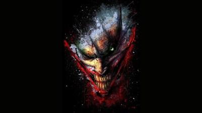 Scary Joker Wallpaper ·①