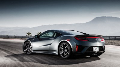 2018 Acura Nsx Wallpapers ·①