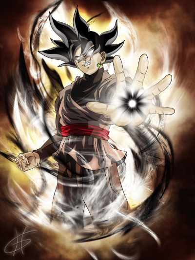 Goku Black Wallpapers ·①