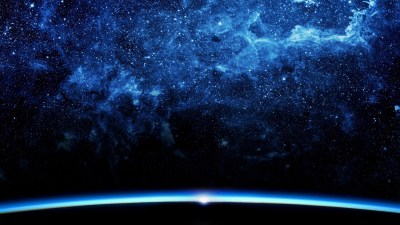Blue Galaxy background ·① Download free awesome HD backgrounds for desktop computers and ...