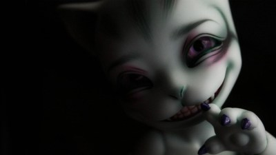 Scary Face Wallpaper ·①