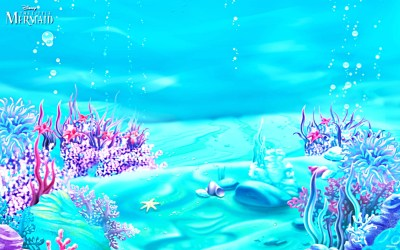 Mermaid background ·① Download free stunning full HD wallpapers for desktop, mobile, laptop in ...