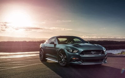 2018 Ford Mustang Shelby Wallpaper ·①