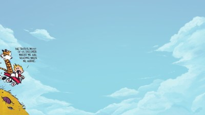 Calvin and Hobbes wallpaper ·① Download free HD backgrounds for desktop and mobile devices in ...